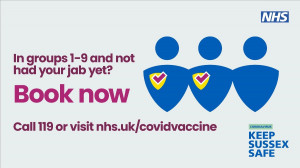 People aged 45 or over now eligible for their vaccination